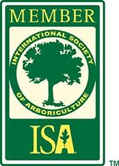 ISA certified tree arborist